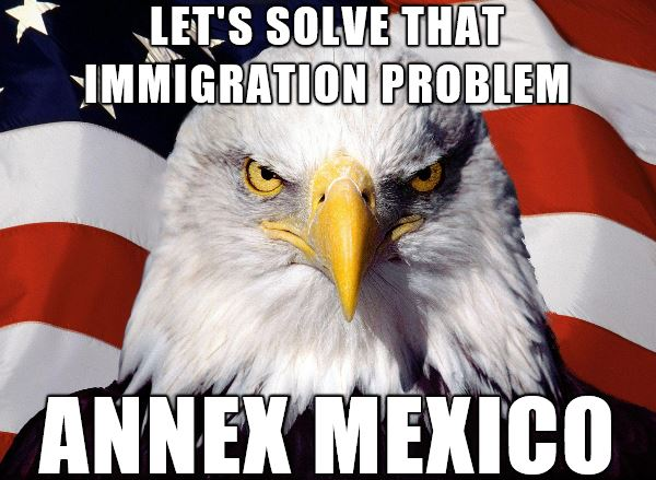 Solve that Immigration Problem