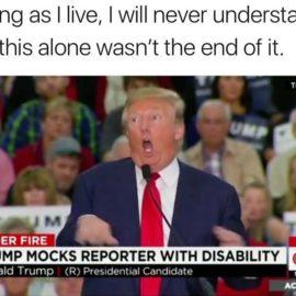 Trump Mocked a Journalist and STILL Won?