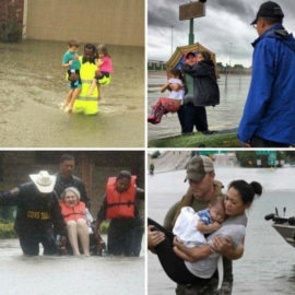 Floods Can't Wash Away the Spirit of America